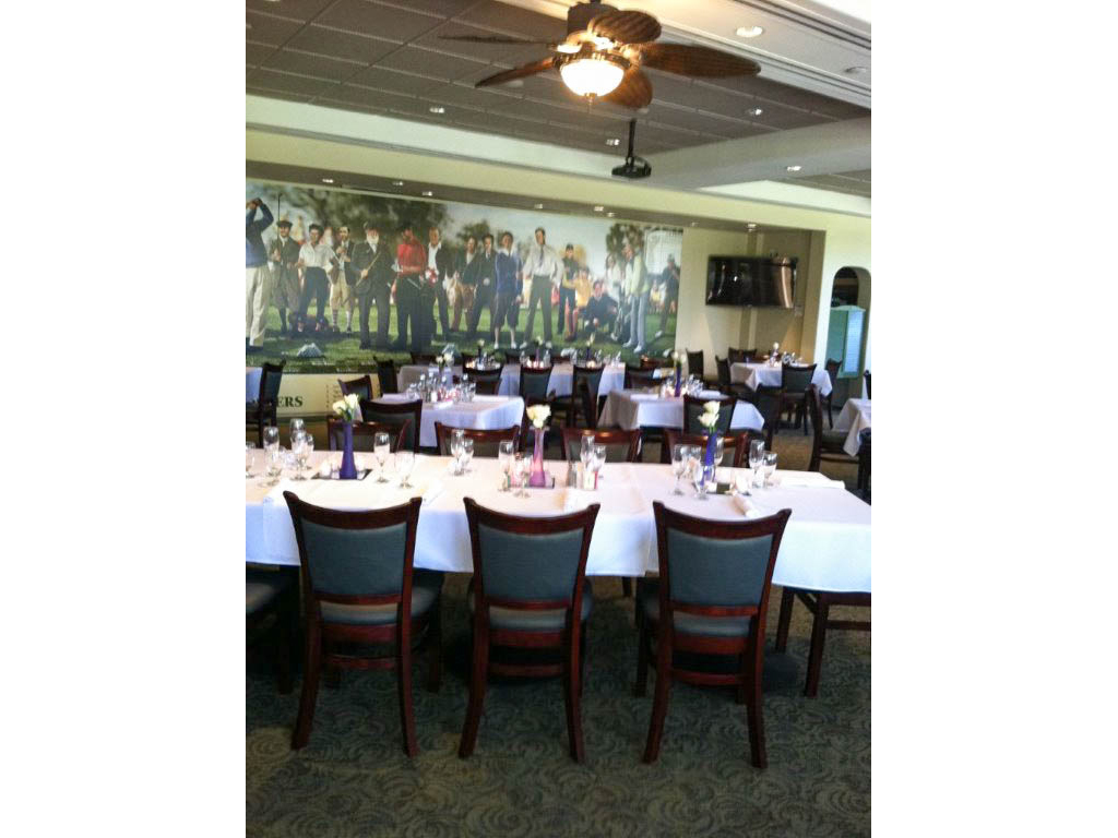 Grill Room Events - The Legends Golf Club